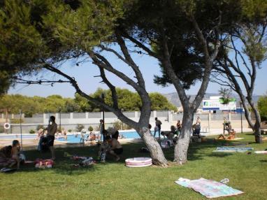 Jardín España Costa Azahar Alcoceber Apartamentos Alcocebre Suites 3000
