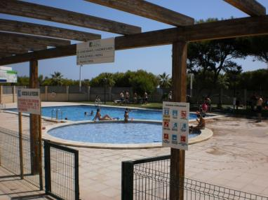 Piscina España Costa Azahar Alcoceber Apartamentos Alcocebre Suites 3000