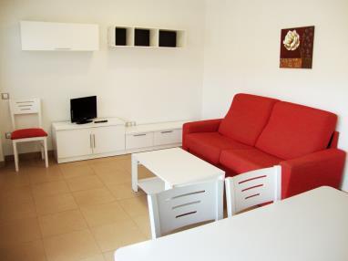 Salón España Costa Azahar Alcoceber Apartamentos Alcocebre Suites 3000