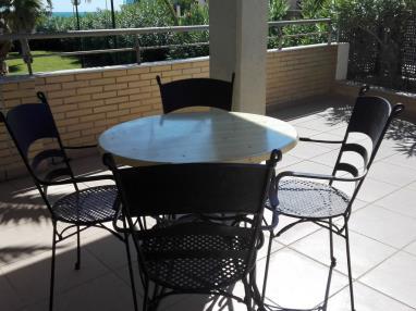 Terraza España Costa Azahar Alcoceber Apartamentos Alcocebre Suites 3000