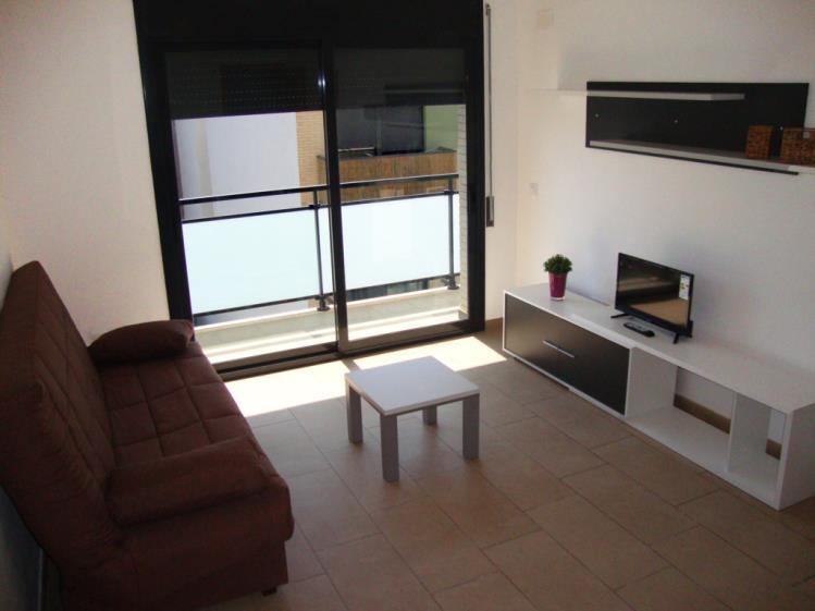 Salón Apartamentos Las Palmeras 3000 Peñiscola