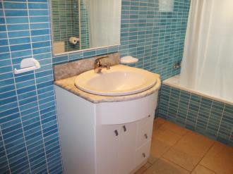 Baño España Costa Azahar Peñiscola Apartamentos Las Palmeras 3000