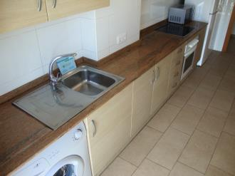 Kitchen Espagne Costa del Azahar PENISCOLA Appartements Las Palmeras 3000