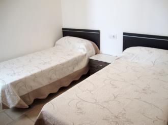 chambre Espagne Costa del Azahar PENISCOLA Appartements Las Palmeras 3000