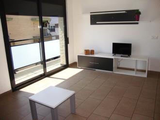 Salón España Costa Azahar Peñiscola Apartamentos Las Palmeras 3000