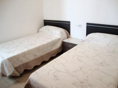 Dormitorio España Costa Azahar Peñiscola Apartamentos Las Palmeras 3000