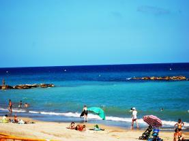 Playa Vinaros VINAROZ Costa Azahar Spagna