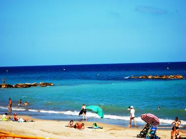 Playa Vinaros españa Costa Azahar Vinaroz