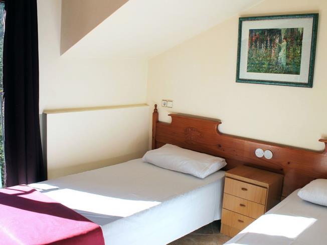 Dormitorio Apartamentos Anem 3000 Ordino