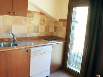 Kitchen Andorre Vallnord ORDINO Appartements Anem 3000