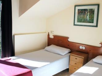 Dormitorio Andorra Estación Vallnord Ordino Apartamentos Anem 3000