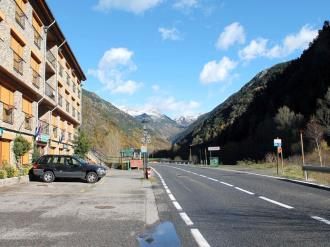 Exterior Andorre Estación Vallnord ORDINO Appartements Anem 3000
