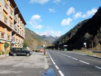 Exterior Andorra Estación Vallnord Ordino Apartamentos Anem 3000