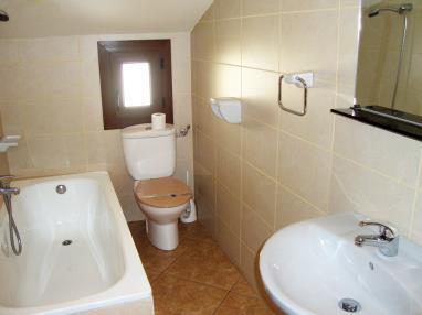 Baño Apartamentos Anem 3000 Ordino