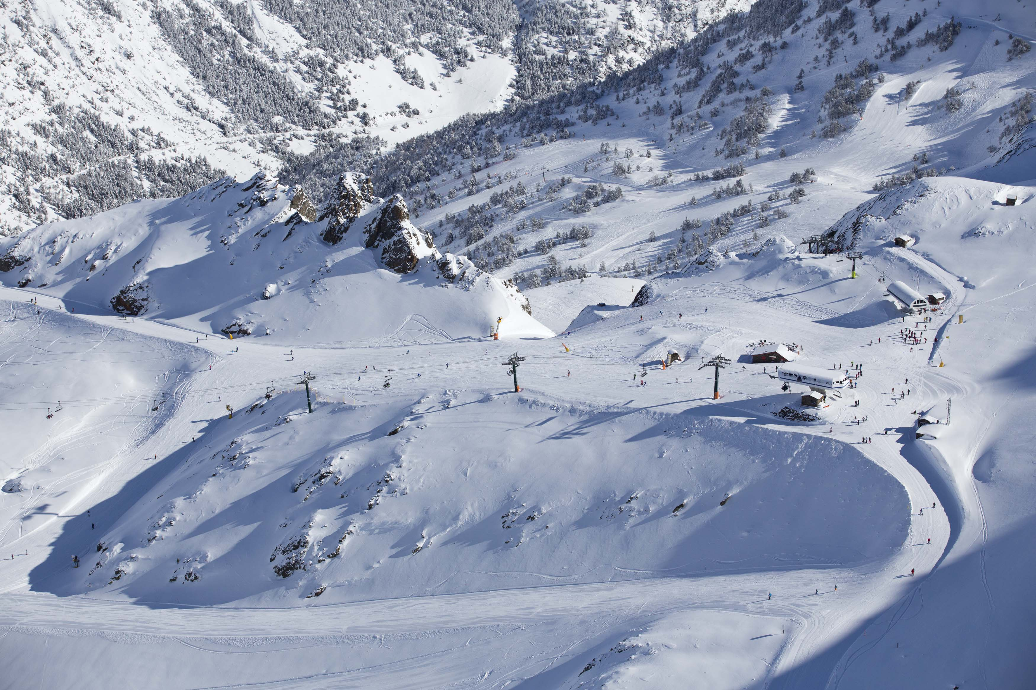 Forfait Vallnord (sector Ordino-Arcalis)