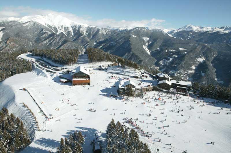 Esquí Vallnord (Sector Pal-Arinsal)