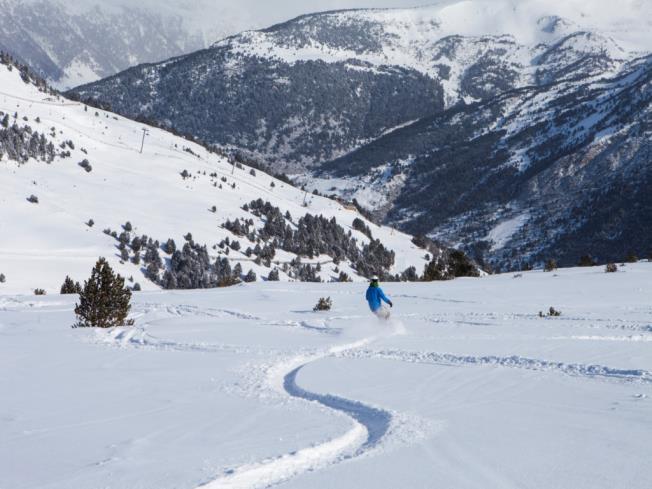 Oferta de esquí en Grandvalira