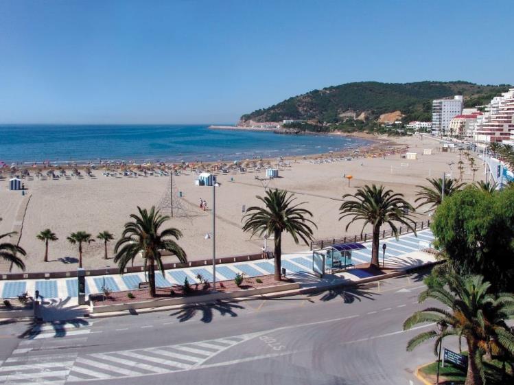 Apartamentos en la Playa de la Concha
