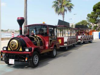 Tren turístico Alcossebre