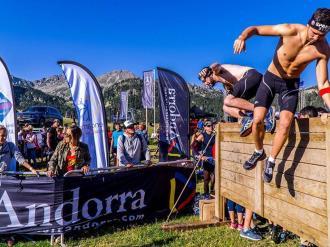 Alojamiento Spartan Race Andorra
