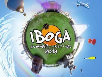 Alojamiento Iboga Summer Festival