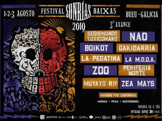 Alojamiento para el Festival SonRías Baixas