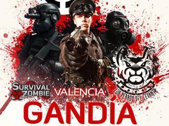 Alojamiento para la Survival Zombie de Gandía