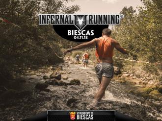 Alojamiento Infernal Running Biescas