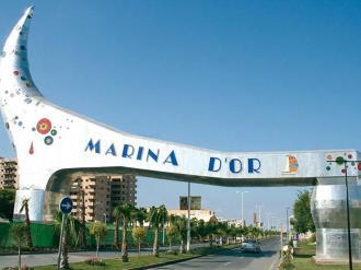 Puente del Pilar en Marina D´Or