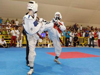 Open Taekwondo Comunidad Valenciana