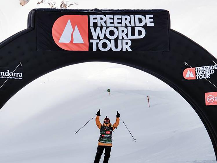 The Freeride World Tour 2019 Vallnord_1