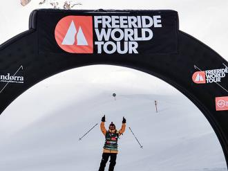 The Freeride World Tour 2019 Vallnord