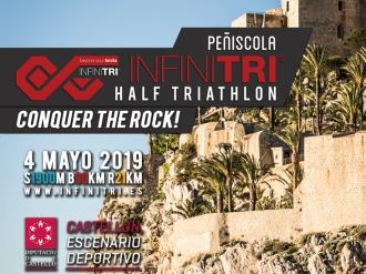 Infinitri Half Triathlon Triatlón de Peñíscola