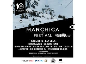 Festival Marchica X Aniversario