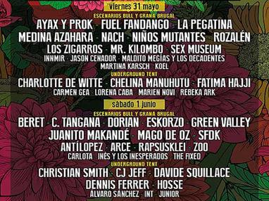 Bull Music Festival Granada 2019_1