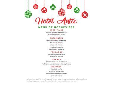 Hotel y cena nochevieja Andorra _2