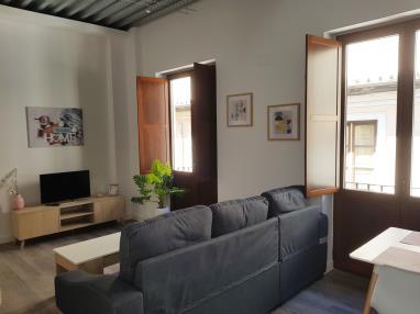 Apartamentos con terraza en Granada-4