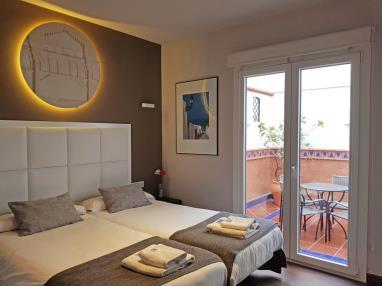 Apartamentos con terraza en Granada-5